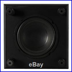 10 Inch Active Home Cinema Sub Hi-Fi Surround Subwoofer Bass Bin Speaker 200W