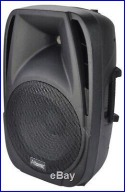 12 inch Active Loudspeaker 300 Watt with Bluetooth