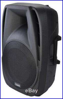 15 inch Active Loudspeaker 400 Watt with Bluetooth