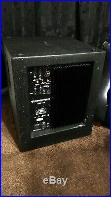 18 Inch Cerwin Vega Speaker