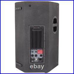 (2) Blastking 15 inch Active Loudspeaker 1200 Watts Class-D Bi Amp DSP Mode