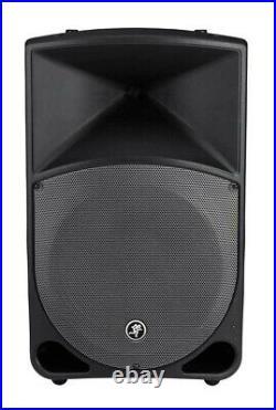 2 x Mackie Thump15A 15 inch Powered Speaker