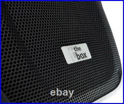 2 x Thomann 12 Inch 800W Powered PA Speakers The Box 12 DSP Built-In Effects