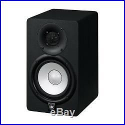 2 x Yamaha HS5 5 inch Active Studio Monitor Speakers (Black), PAIR