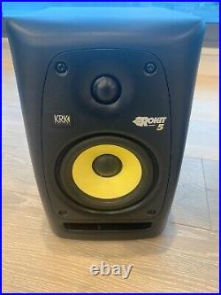 2x KRK Rokit RP5 G2 5 inch Studio Monitor (Pair)