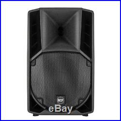 2x RCF Art 710-A MK4 Professional 10-Inch Active DJ Disco Club Stage PA Speakers