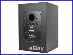 8-inch Powered Studio Multimedia Monitor Speakers (pair)