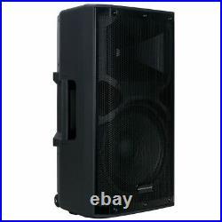 ADJ American Audio APX12 GO BT 12-Inch Battery Powered 200W Active Loudspeaker