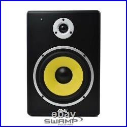 AVE Fusion 8 Inch Powered Studio Monitor Tracking Recording Mixing Bi-Amped