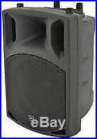 Active Bluetooth Speaker 10 Inch 150w Qx10bt