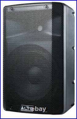 Active Speaker 300w, 10 Inch, 277mm, 462mm, 287mm, 20khz, 75hz, Plug Ty For Alto