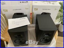 Adam Audio T5V 5 inch Active Nearfield Studio Monitor Speakers Pair Open Box
