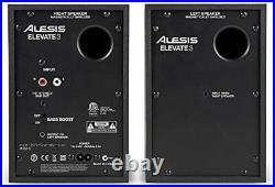 Alesis Active Speaker System 3 inches Woofer 60W ELEVATE3 MKII No. 2054