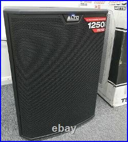 Alto Professional Truesonic TS218S Active 18-Inch Subwoofer EX-DISPLAY#