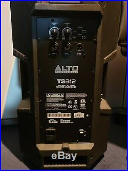 Alto TS312 (Pair) active 12 inch speaker