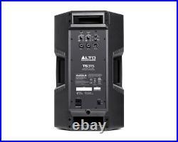 Alto TS315 15 inch 2000W Active Powered PA DJ Loudspeaker inc Warranty