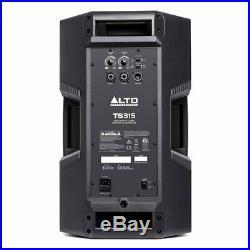 Alto TS315 (Single) 15 Inch Active PA Speaker 2000W