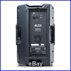 Alto TX212 (Single) 12 Inch Active PA Speaker