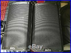 Alto Truesonic TS312 12 inch 2-Way Powered Loudspeaker