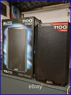 Alto professional TS212 1100wat 12-Inch 2-Way Powered Loudspeaker with stand