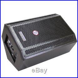 BLASTKING 12 inch 800 watts Active Powered Speaker Floor Stage Monitor KXT12AM