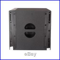 Blastking 15 Inch 1800 Watts Active Line Array Subwoofer Speaker KXL15AS
