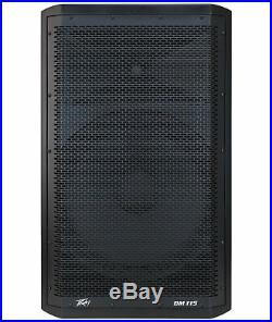 Brand New Peavey DM115 15 Inch Powered Speaker