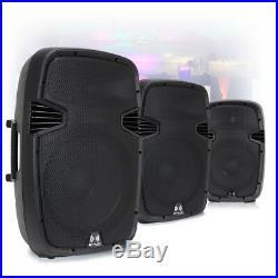 CHOICE Ekho RS Series Active Powered ABS DJ Disco Speaker 10 12 15 400W-800W
