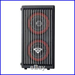 Cerwin Vega CVA-28 Dual 8-inch Active Powered PA Speaker, 800W, 3-Built In Amps