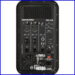 Cerwin-Vega CVXL 215 Dual 15-inch 2000W Powered Speaker