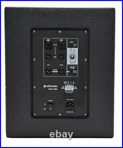 Citronic CASA-10BA Active Sub 300W rms 10 Inch 178.120UK