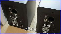 Denon Dn-308s 8 Inch Active Speaker Monitors