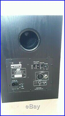 ESI nEar 08 Classic 8 inch Active Reference Monitors Near Field Studio Speakers