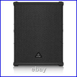 EUROLIVE B1800XP High-Performance Active 3000W PA Subwoofer 18 Inch Woofer