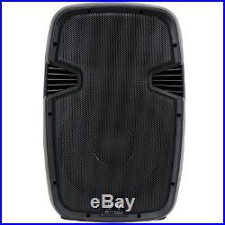 Ekho RS12A 12 Inch Active DJ Speaker 600W