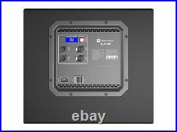 Electro-Voice ELX20012SPUS 12 inch powered subwoofer/41 Hz 165 Hz/US cord