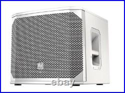 Electro-Voice ELX20012SPW 12 inch Powered Subwoofer (White)
