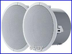Electro-Voice EVIDC6.2 6.5 inch EVID Series Ceiling Speaker/White (PAIR)