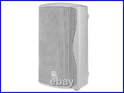 Electro-Voice ZXA190W120V 8 inch 2-Way 800W Powered Loudspeaker/90x50deg (White)