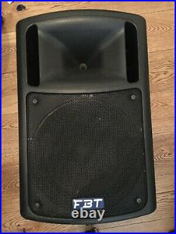 FBT Maxx 4a 12 inch active PA speaker with case