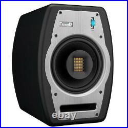 Fluid Audio FPX7 7-Inch Coaxial Ribbon Active Powered Recording Studio Monitor