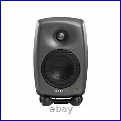 Genelec 8020 DPM Single 2-Way 4 Inch Active Studio Monitor In Dark Grey 100W