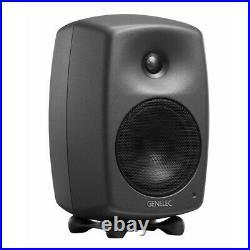 Genelec 8030C Single 5 Inch 2-Way Active Studio Monitor In Dark Grey 100W