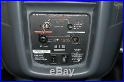 JBL EON 315 Self-Powered Two-Way 15-inch 280-Watt Lightweight Speaker with Case
