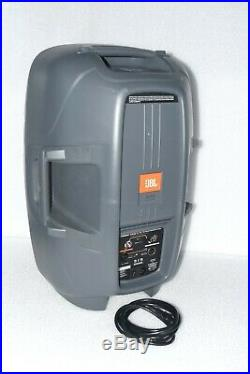 JBL EON 315 Self-Powered Two-Way 15-inch 280W Lightweight Speaker withRolling Case