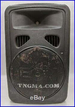 JBL EON15 G2 Two-Way Powered PA Speaker 3 Input Mixer EQ 15 Inch 400 Watt