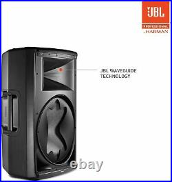 JBL EON615 2-Way Multipurpose Self-Powered Sound Reinforcement, 15-Inches Black