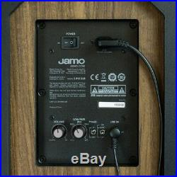 Jamo S808 SUB Subwoofer WHITE Theatre 8 Inch Powered Active Sub Speaker Power