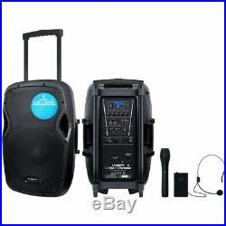 KAM RZ 12A V3 portable 12inch speaker