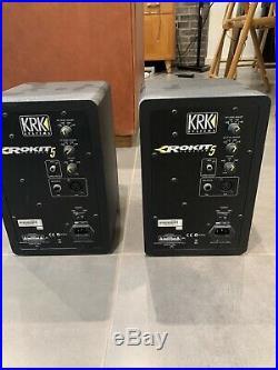 KRK Rokit Powered Generation 3 Studio Monitor 5 inch